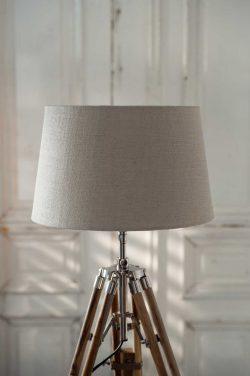 Classic Lampshade naturel 23x30