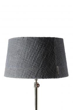 Classic Lampshade dark grey 35x20