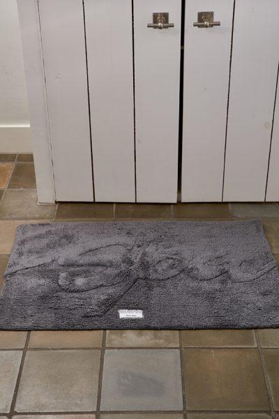 Bath Mat 'Spa' anthracite