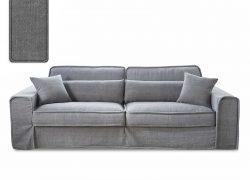 Metropolis Sofa XL Grey
