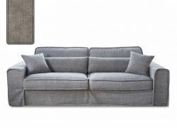 Metropolis Sofa XL Stone