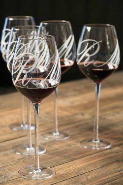 RM Wine Glass