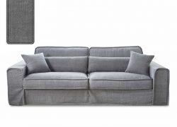 Metropolis Sofa 2,5 seater Grey