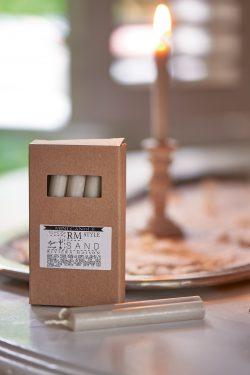 Mini Candles sand 10 pcs