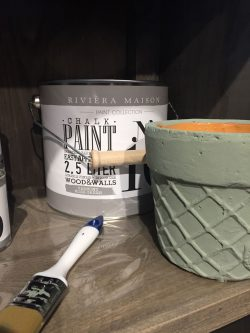 RM Chalk Paint NO10 moss grn 2,5l