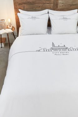 RM city hotel white 140x200/220