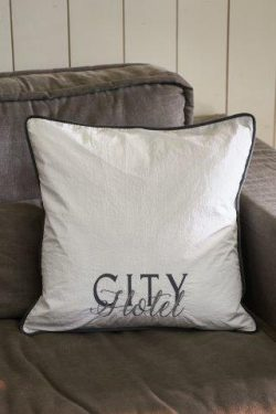 City Hotel Basic Pillow Cover 50x50