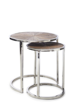 Greenwich End Table Set/2