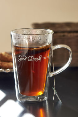 Good Drinks Double Wall Glass L