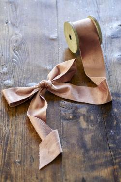 Fabulous Velvet Ribbon powdery pink