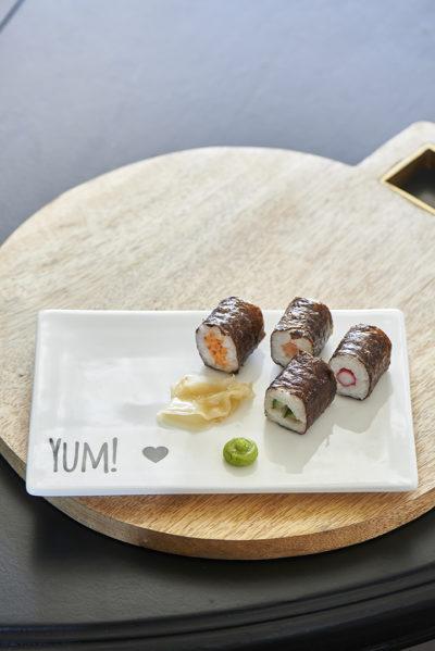 Yum Sushi Plate