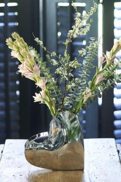 With Love Vase