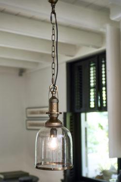 Soho Square Hanging Lamp