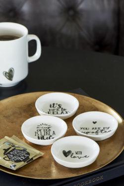 A Cup Of Tea Tea Tips 4pcs
