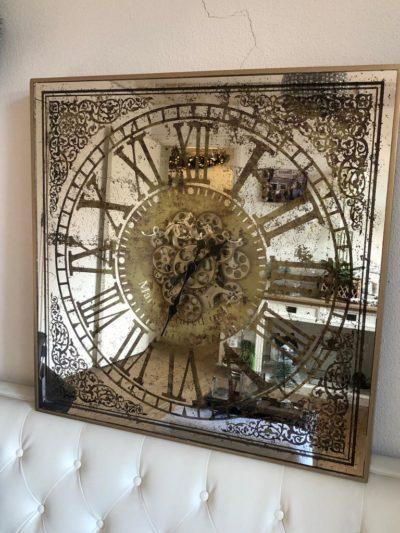 Clock Owen Square