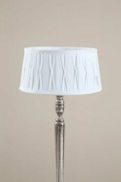 Cambridge Lampshade white 30x35