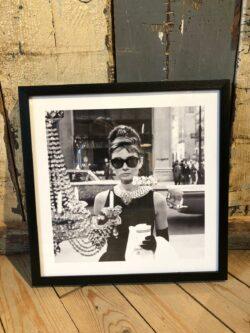 Foto Audrey Hepburn 43x43 KS-112