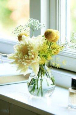 Les Fleurs De Paris Mini Vase S