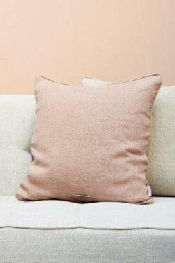 Lovely Linen Pillow Cover blossom 50x50