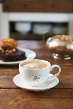 RM Café Cup And Saucer M