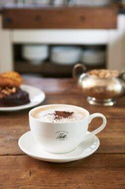 RM Café Cup And Saucer L