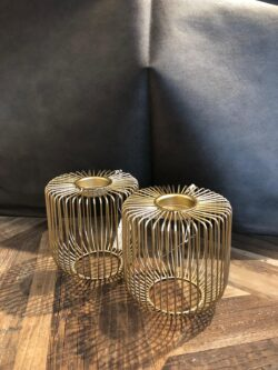 RM Luxury Wire Votive