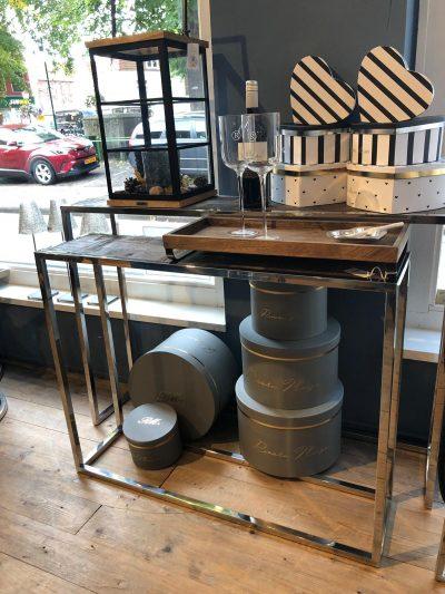 Bleeckerstreet Side Table Set/2