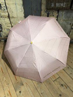 Diamons Pattern Umbrella dusty pink