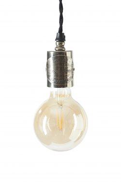 Bedford Hanging Lamp silver