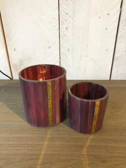 Burgundy Bliss Votive M