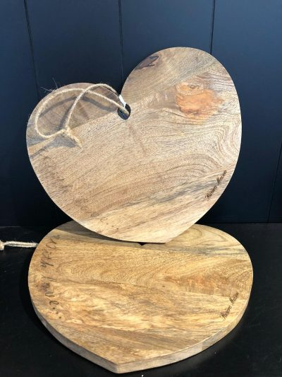 With Love ... Cutting Board