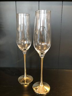 RM Glamour Champagne Glass