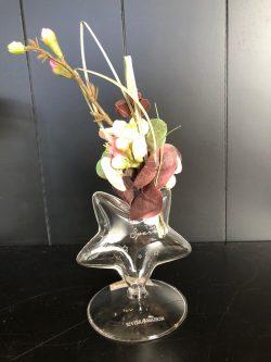 Happy Star Flower Vase