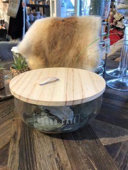 Grand Café Cookie Jar