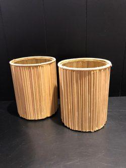 Bamboo Cane Votive