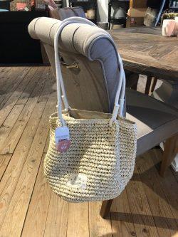 Beach Vibes Crochet Bag natural