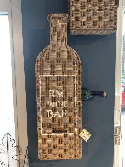 RR RM Wine Bar Bottle Holder