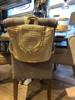 Summer Festival Crochet Bag