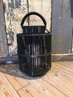 Bartolome Outdoor Lantern black
