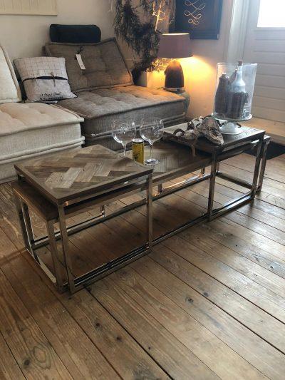 Bushwick Coffee Table S/2
