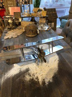 Double Decker Plane